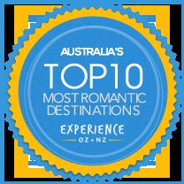 Most-Romantic-Destinations-Badge