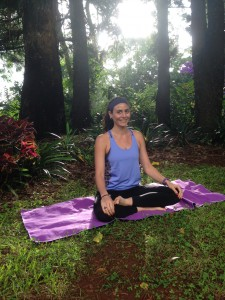 Melanie-Lee from Destiny-Rose Yoga